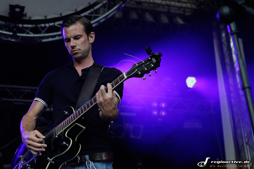 K.Rings (live auf dem Sound of the Forest Festival-Samstag 2012)